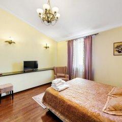 Гостиница Хитровка Стандартный номер с различными типами кроватей фото 13