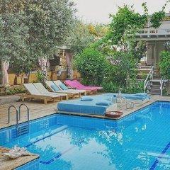Oyster Residences Турция, Олудениз - отзывы, цены и фото номеров - забронировать отель Oyster Residences онлайн бассейн фото 5