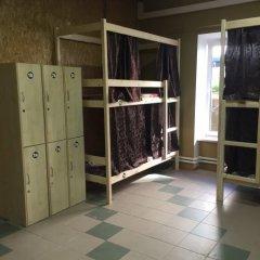 Хостел The Secret Place Кровать в общем номере двухъярусные кровати фото 7