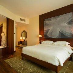 Отель Park Hyatt Zurich 5* Люкс Park с различными типами кроватей
