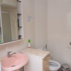 Мини-Отель Гермес ванная фото 6