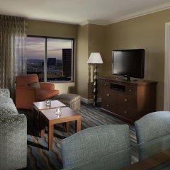 Отель Hilton Grand Vacations on the Las Vegas Strip 4* Люкс с двуспальной кроватью фото 2