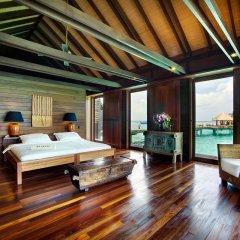 Отель Gangehi Island Resort 4* Номер Делюкс с различными типами кроватей