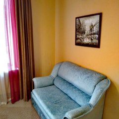 Отель Италмас Ижевск комната для гостей фото 13