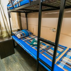 Хостел Хогвардс Кровать в мужском общем номере с двухъярусной кроватью фото 21