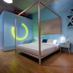 Отель Colors Urban Салоники комната для гостей