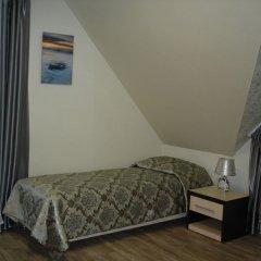 Гостевой дом Три клена комната для гостей фото 3