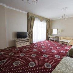 Гостиница Ривьера Хабаровск комната для гостей фото 10