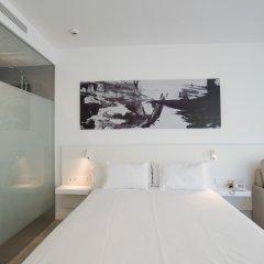 Els Pins Hotel 4* Стандартный семейный номер с различными типами кроватей фото 3