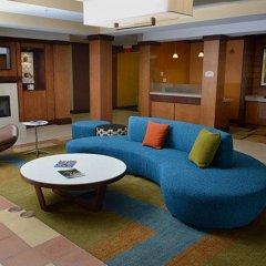 Отель Fairfield Inn & Suites Effingham интерьер отеля фото 2