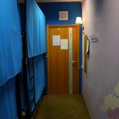 Moscow Hostel Travel Inn Кровать в общем номере с двухъярусной кроватью фото 16