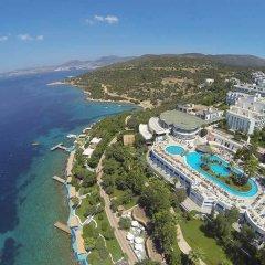Отель Bodrum Holiday Resort & Spa пляж фото 2
