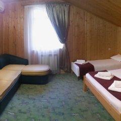 Гостиница Банановый рай комната для гостей