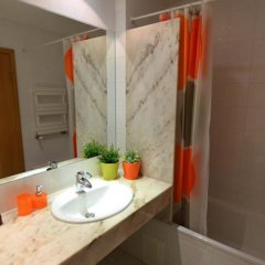 Отель Expo Oriente Lis Португалия, Лиссабон - отзывы, цены и фото номеров - забронировать отель Expo Oriente Lis онлайн ванная фото 2