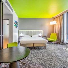 Отель Парк Инн от Рэдиссон Аэропорт Пулково 4* Стандартный семейный номер фото 2