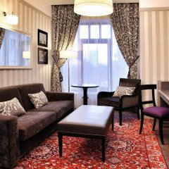 Гостиница Mercure Арбат Москва 4* Люкс повышенной комфортности с различными типами кроватей