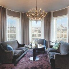 Radisson Collection, Strand Hotel, Stockholm 4* Президентский люкс с различными типами кроватей
