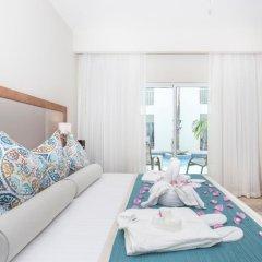 Отель Be Live Collection Punta Cana - All Inclusive 3* Номер Делюкс улучшенный Swim up с различными типами кроватей фото 2