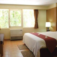 Palm Garden Hotel Паттайя комната для гостей фото 7
