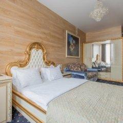 Гостиница Гранд Белорусская 4* Номер Комфорт двуспальная кровать фото 3
