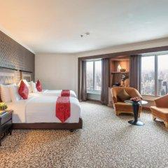 Отель Baiyoke Sky 4* Улучшенный номер