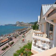 Гостиница Aquamarin Guest House пляж