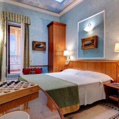 Hotel Amalfi 3* Стандартный семейный номер с различными типами кроватей фото 8