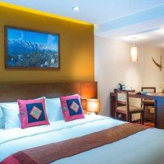 Отель U Sapa Hotel Вьетнам, Шапа - отзывы, цены и фото номеров - забронировать отель U Sapa Hotel онлайн комната для гостей фото 4