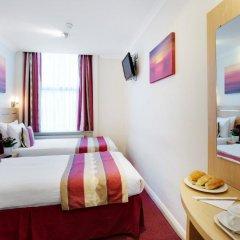 Queens Park Hotel 3* Стандартный номер с различными типами кроватей фото 2