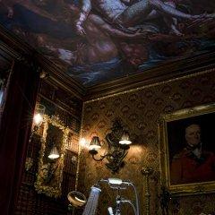 Отель The Witchery By The Castle Эдинбург бассейн