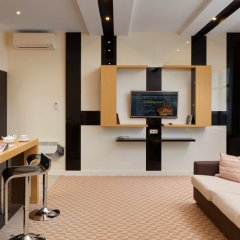 Гостиница Ногай 3* Апартаменты с разными типами кроватей фото 5
