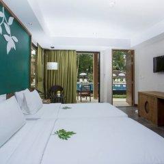 Отель The Leaf On The Sands by Katathani комната для гостей