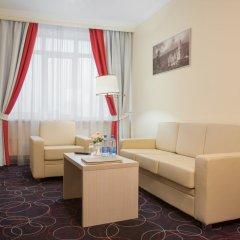Принц Парк Отель 4* Люкс с различными типами кроватей фото 2