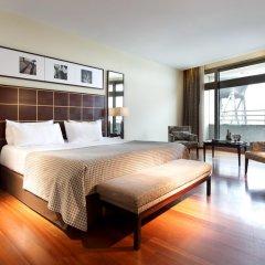 Отель Eurostars Grand Marina 5* Стандартный семейный номер с различными типами кроватей