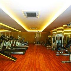 Отель Throne Beach Resort & SPA Титреенгёль фитнесс-зал