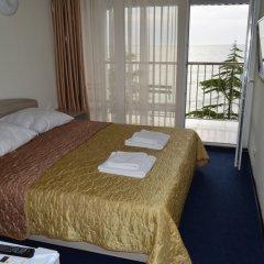 Гостиница Пансионат COOCOOROOZA Люкс с различными типами кроватей