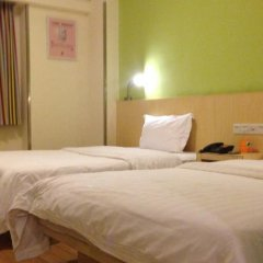 Отель 7 Days Inn (Guangzhou Huanghuagang Metro Station) комната для гостей