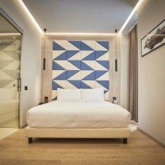 Отель IH Hotels Milano Ambasciatori 4* Номер Делюкс с различными типами кроватей