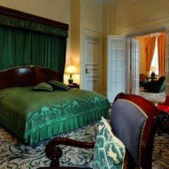 Hotel Taschenbergpalais Kempinski Dresden 5* Номер Делюкс разные типы кроватей