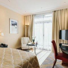 Savoy Hotel Baur en Ville 5* Одноместный классический номер