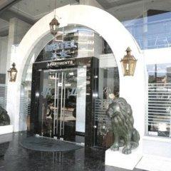 JK Hotel интерьер отеля