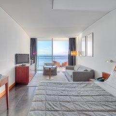 Отель Vidamar Resort Madeira - Half Board Only 5* Стандартный номер с различными типами кроватей фото 2