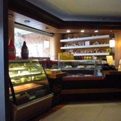 Отель Fuente Oro Business Suites питание