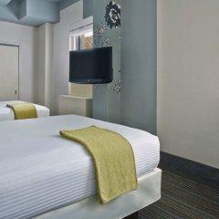 Отель Affinia Manhattan 4* Люкс с 2 отдельными кроватями
