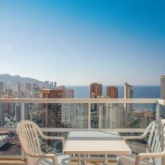 Hotel RH Victoria Benidorm балкон