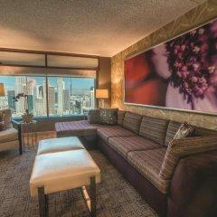 Отель SKYLOFTS at MGM Grand 4* Представительский люкс с различными типами кроватей