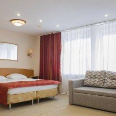 Гостиница Амакс Сафар 3* Номер Бизнес с двуспальной кроватью фото 2