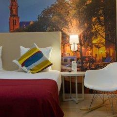 France Hotel Amsterdam (ex. Floris France Hotel) 3* Номер Бюджет