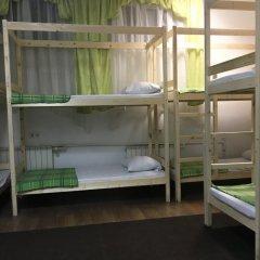 Хостел Гнездо Новослободская Кровать в мужском общем номере фото 3