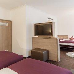 Отель IMLAUER Hotel Pitter Salzburg Австрия, Зальцбург - 7 отзывов об отеле, цены и фото номеров - забронировать отель IMLAUER Hotel Pitter Salzburg онлайн комната для гостей фото 2